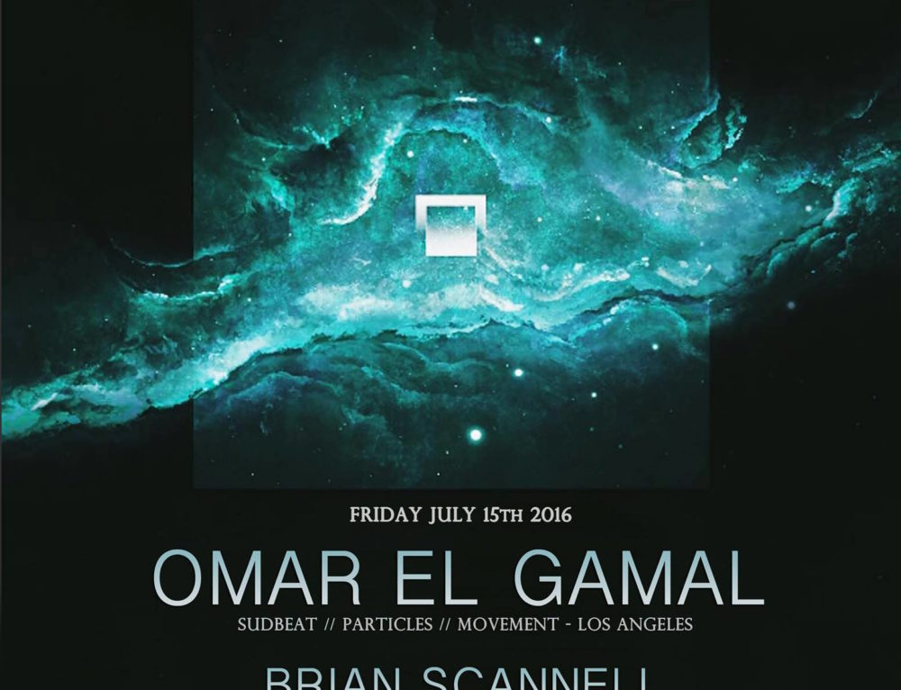 Omar El Gamal makes his San Diego debut with a gig at The Kava Lounge