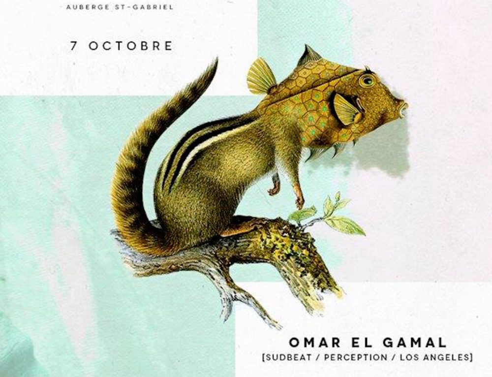 "Omar El Gamal returns to Montreal with a ""Birthday Bash"" Gig @ Velvet"